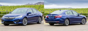 2017 honda accord hybrid new car review on drivechicago com