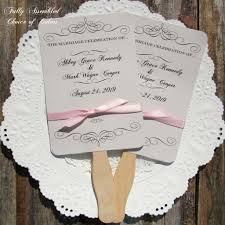 personalized fans for weddings paddle fans for weddings atdisability