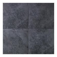 daltile continental slate asian black 18 in x 18 in porcelain um size