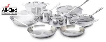 cookware deals black friday all clad stainless steel tri ply cookware sale metrokitchen