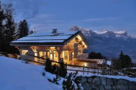 chalet le loup blanc luxury retreats