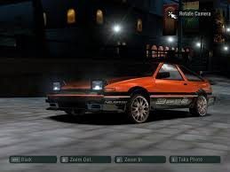 wanted toyota corolla toyota corolla gt s ae86 need for speed most wanted rides page 3