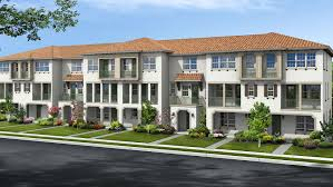 montclair new townhomes in miramar fl 33025 calatlantic homes