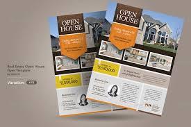 real estate flyer examples real estate brochure design inspiration 20 real estate brochure