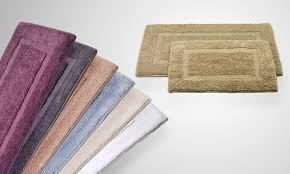 Memory Foam Bathroom Rugs Memory Foam Bath Mats Groupon Goods