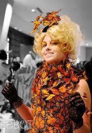 Effie Halloween Costumes Insaneulous Insane Ridiculous Effie Trinket Cosplay Geek Glory