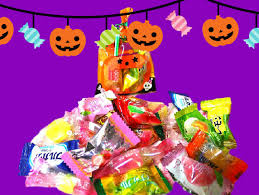 halloween surprise candy assortment goodie bags full of japan