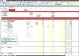 Construction Estimate Excel Template construction estimate excel template spreadsheet templates for