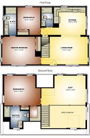 highlands v log home floor plan blue ridge log cabins