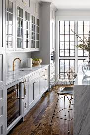 kitchen colors with gray cabinets 44 gray kitchen cabinets or heavy light