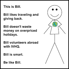 Bill Likes To Travel Be - bill is smart and has great fashion sense belikebill ivhq