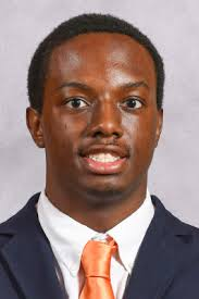 football roster clemson tigers official athletics site