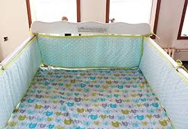Green Elephant Crib Bedding New Baby Safari Elephant 8pcs Crib Bedding Set 4