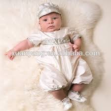 cotton high quality baby boy christening gown baptism buy