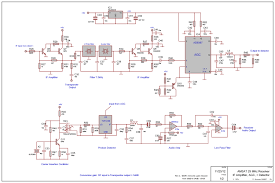 g0mrf mhz receiver project amsat uk if amplifier agc and detector