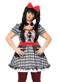 Halloween Costumes Women Size Leg Avenue 85599x Size Darling Babydoll Female