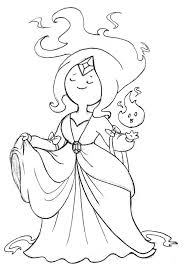 18 best adventure time coloring pages images on pinterest