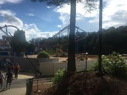 Six Flags Georgia Flash Pass 2017 Neuheit Battle For Metropolis 3d Darkride Six Flags Over