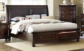 bedroom 1834 in dark cherry by homelegance w options faust bedroom 1834 in dark cherry by homelegance w options