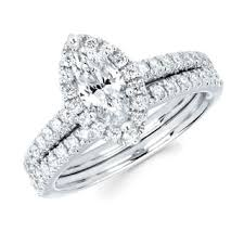 marquise cut wedding set marquise bridal jewelry sets shop the best wedding ring sets