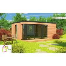 bureau de jardin pas cher maison en kit bois pas cher free maison moderne m toit