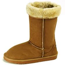 womens boots australian sheepskin womens boots mid calf 12 australian faux shearling