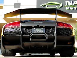 Lamborghini Murcielago Back - 2010 lamborghini murcielago lp670 4 sv
