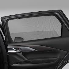 tc11acrws rear window shades mazda accessories