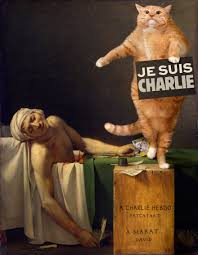 fat cat art i insert my ginger cat into famous paintings bored