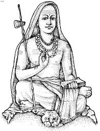 sankaracharya coloring pages pinterest pen art and coloring