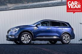 renault koleos 2017 review renault koleos 2017 car of the year contender wheels