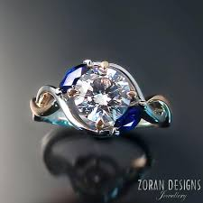 custom engagement rings buy touching custom engagement rings bingefashion