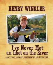 Fly Fishing Meme - december book giveaway henry winkler round valley fishing