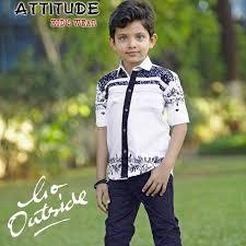 Boys Casual Dress Clothes Always Ready To Explore Comfortwear By Attitudekidswear Kids
