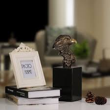 eagle home decor best and cheap bronze marble base eagle hawk handmade bronze
