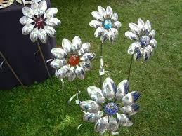 Diy Lawn Ornaments Metal Spoons Spoon Flowers Yard Lawn Ornaments Dma
