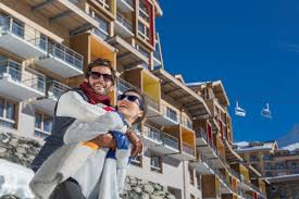 ski holiday to val thorens sensations resort val thorens france