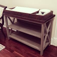 How To Make A Baby Changing Table Baby Changing Table Woodworking Plans With New Trend Egorlin