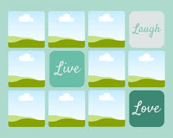 tile quote photo collage templates by canva