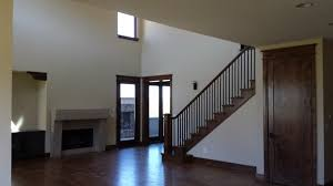 painting stained wood trim interior and exterior painting in highlands ranch tri plex painting