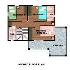 Emerald Homes Floor Plans Crossandra Or Emerald Model House Of Savannah Glades Iloilo By