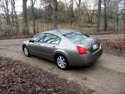2006 nissan maxima 3 5 sl review
