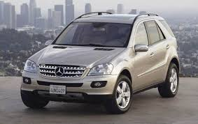 used 2007 mercedes m class suv pricing for sale edmunds
