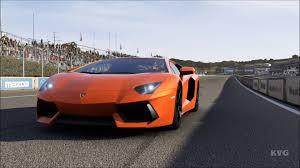 2012 Lamborghini Aventador - forza motorsport 6 lamborghini aventador lp 700 4 2012 test