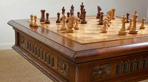 chess styles the best antique chess tables in 2018 buyer s guide