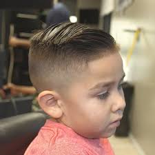 razor cut hairstyle with spiky on top little boy hairstyles 81 trendy and cute toddler boy kids
