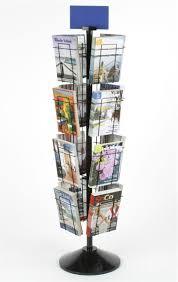 furniture magazine racks for home commercial flyer holder stand
