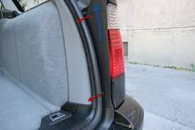 bmw x5 tail light removal diy remove e39 touring rear bumper carrier bimmerfest bmw forums