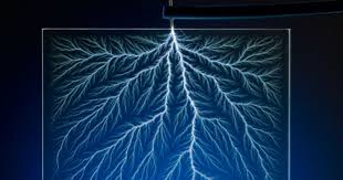 trap lightning in a block popular science