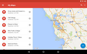 Map A Route by Google My Maps Android Apps On Google Play